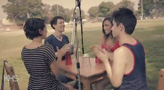 CUPS!! – Pitch Perfect – Sam Tsui, Alex G, Kina Grannis, Kurt Schneider