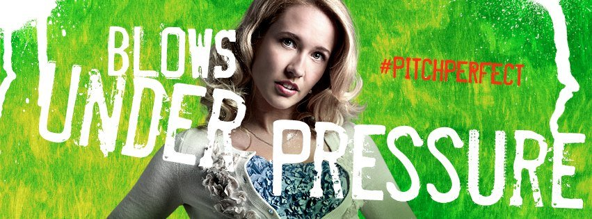 Anna Camp is back for Pitch Perfect 2!