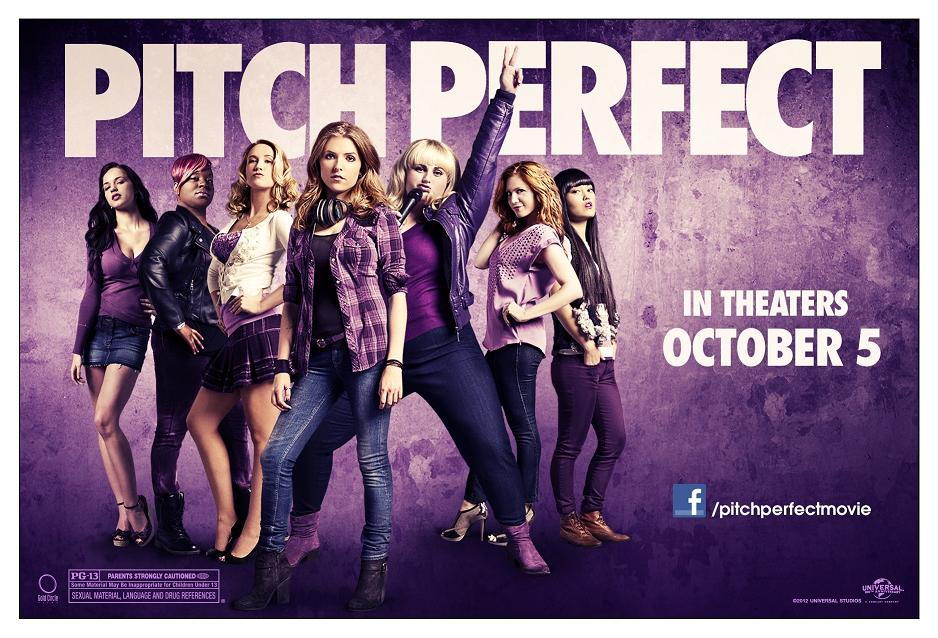 Happy 1 year anniversary to 'Pitch Perfect's Wide release