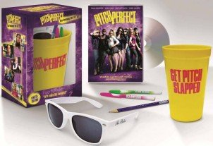 Aca-Awesome Pitch Perfect DVD Gift Set