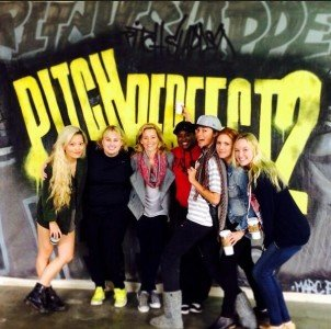 Elizabeth Banks spills secrets on Pitch Perfect 2 in an interview with Eonline