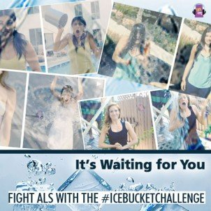 Pitch Perfect cast takes on the #Icebucketchallenge