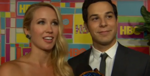 Anna Camp and Skylar Astin talk 'Pitch Perfect 2' and 'True Blood' finale with Access Hollywood