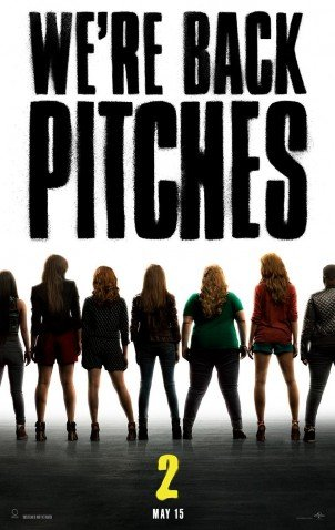 First new official poster for Pitch Perfect 2!