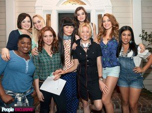 People.com – Behind the Scenes on the Pitch Perfect 2 set!
