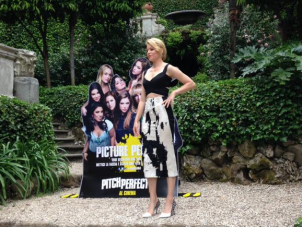 Pitch Perfect 2 was in Rome!