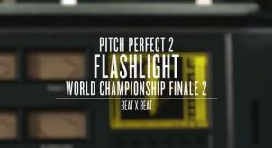 """Beat x Beat: Pitch Perfect 2 """"Flashlight/World Championship Finale 2"""""""