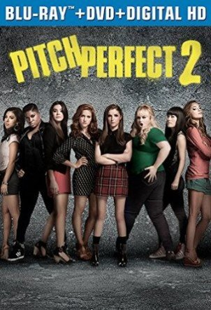 Pitch Perfect 2 Available TODAY on Blu-ray & DVD