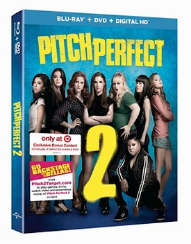 Pitch Perfect 2 (Blu-ray/DVD) – Target Exclusive