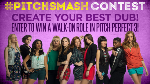 Win a Walk On Role in Pitch Perfect 3!