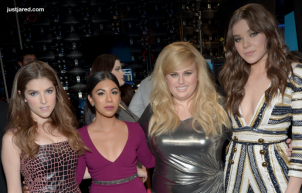 Pitch Perfect 2 wins AMA for Top Soundtrack!