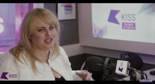 Rebel Wilson talks Justin Bieber, Pitch Perfect 3, #SquadGoals & more on KISS FM UK