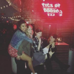 Bellas Post-production Hangouts!