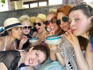Bellas Vacation in Mexico!