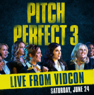 Pitch Perfect 3 – Official Trailer will premiere at VidCon