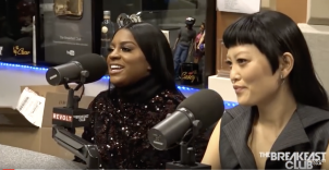Ester Dean and Hana Mae Lee – The Breakfast Club Power 105.1