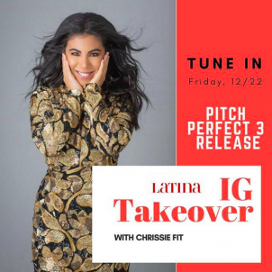 Latina IG Takeover with Chrissie Fit