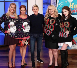 Pitch Perfect 3 on The Ellen Show