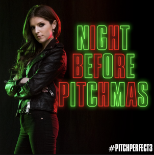 The Night Before Pitchmas!