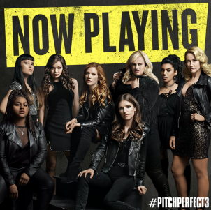 Go to the cinema to see Pitch Perfect 3 this holiday season!