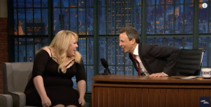 Rebel Wilson – The Late Night Show with Seth Meyers