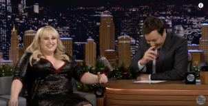 Rebel Wilson – The Tonight Show
