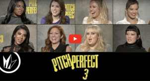Regal Cinemas – Pitch Perfect 3 cast interview